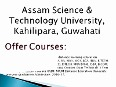science university video