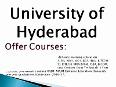 university in india video