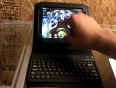 samsung galaxy tab video