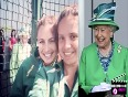 queen elizabeth video