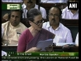 sonias food security bill video