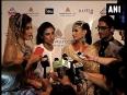 india bridal fashion week video