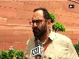 rajeev chandrashekhar video
