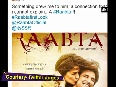 raabta video