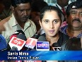 sania mirza video
