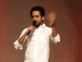 ayushmaan khurana video