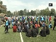 sports and youth video