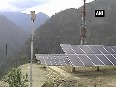 solar power plant video