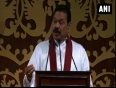 mahinda rajapaksa video