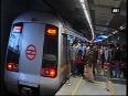 delhi metro video