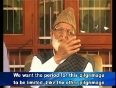 syed ali shah geelani video