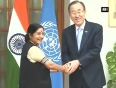 ban ki moon video