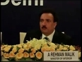 rehman malik video
