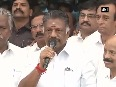 o paneerselvam video