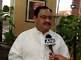 jp nadda video