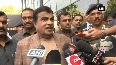 nitin gadkari video