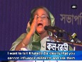 khaleda zia video