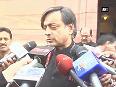tharoor video