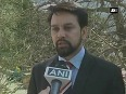 anurag thakur video