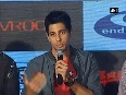 sidharth malhotra video