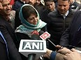 mehbooba mufti video
