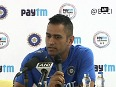 dhoni as india video