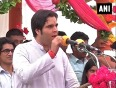 varun gandhi video