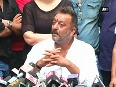 sanjay dutt video