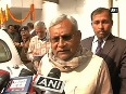 nitish kumar video