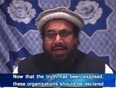 hafeez saeed video