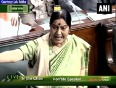 sabha sushma swaraj video