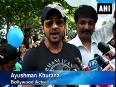 ayushman khurana video