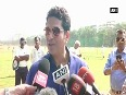 tendulkar video