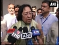 najma heptulla video