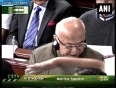 telangana bill video