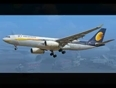 jet airways etihad video