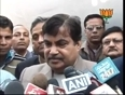 modi nitin gadkari video