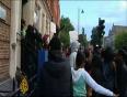 london police video