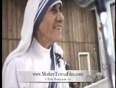 mother theresa video
