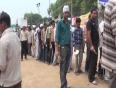 Ramlila Maidan: Where the crowd is scarce