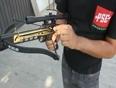 sports pistol video