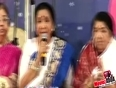 asha bhosle video