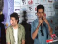 Press Meet Of Movie Hunterrr Gulshan Devaiya Vikas Bahl Radhika Apte