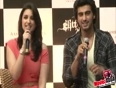 parineeti chopra and arjun kapoor video