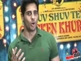 luv shuv tey chicken khuranna video