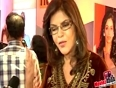 zeenat aman video