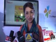 Tisca Chopra at Club Mahindras Teddy Travelouge Launch