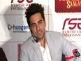 ayushman khurana video