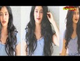 jhanvi kapoor video