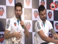 dhawan and virat kohli video
